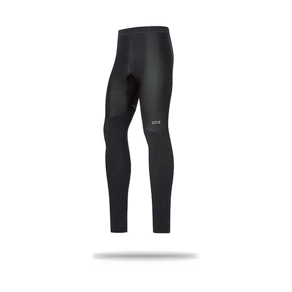 Gore Men's R3 Partial Windstopper Running Tights