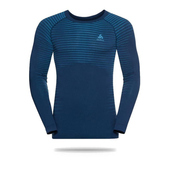 Odlo Men's Light Baselayer L/S Top