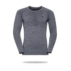 Odlo Men's Performance Light Long-Sleeve Base Layer Top