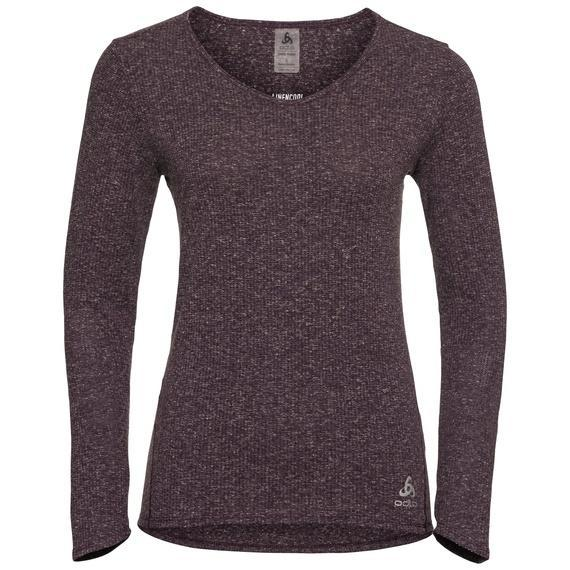 Odlo Women's Long Sleeve Crew Neck Running Top