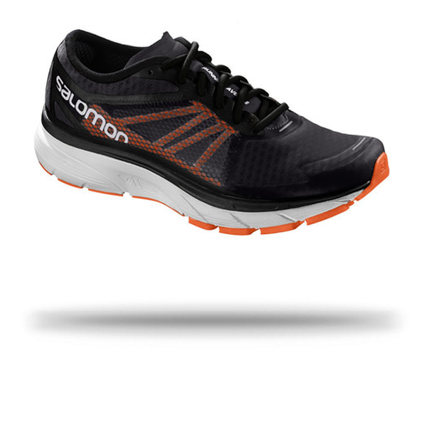 Salomon Mens Sonic RA 11.5 / Black | Orange