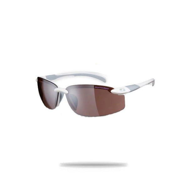 Sunwise Pacific Running Sunglasses White
