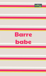 Barre Babe - work it towels