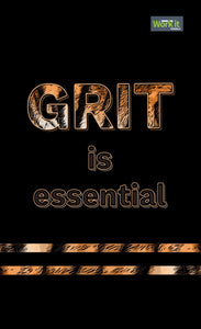 Grit is Essential - work it towels