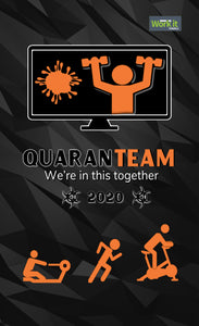 QuaranTEAM - work it towels