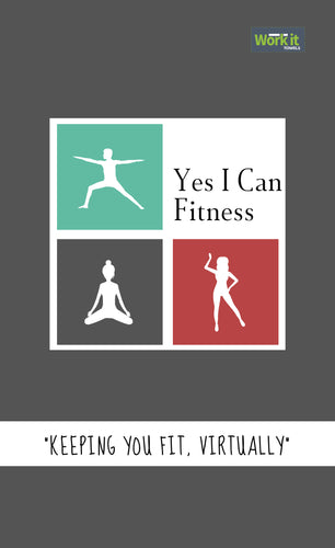 Yes I Can Fitness - work it towels
