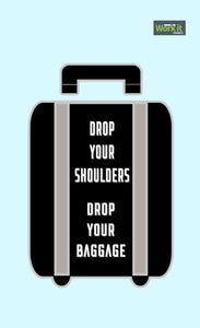 Drop Your Baggage - work it towels