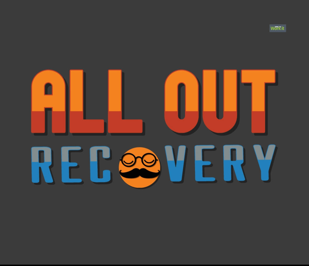 All Out Recovery Blanket - work it towels