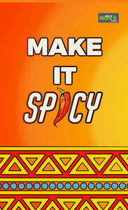 Make It Spicy - work it towels