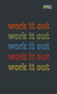 Work It Out - work it towels