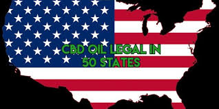 17 States with Laws Specifically about Legal Cannabidiol (CBD) (as of Apr. 18, 2019)