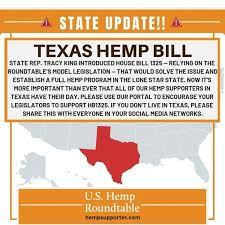 "hemp news from texas  ""great break thru"""