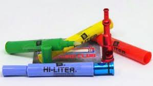 HI-LITER PIPES, PIPE PULLS OUT OF REAR OF HI- LITER -