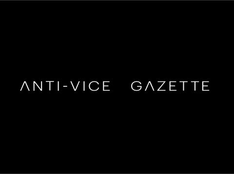 Welcome to the Anti-Vice Gazette