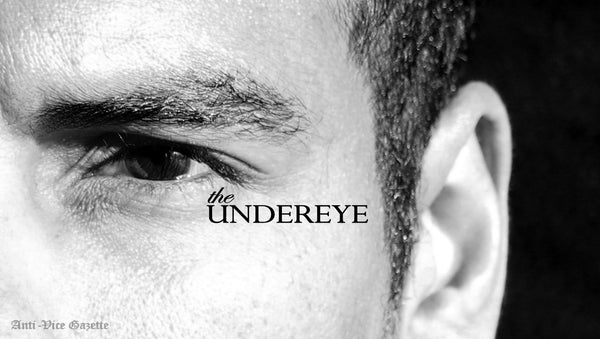 Men's Grooming Tips: The Undereye