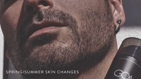 Skin Changes | Spring & Summer