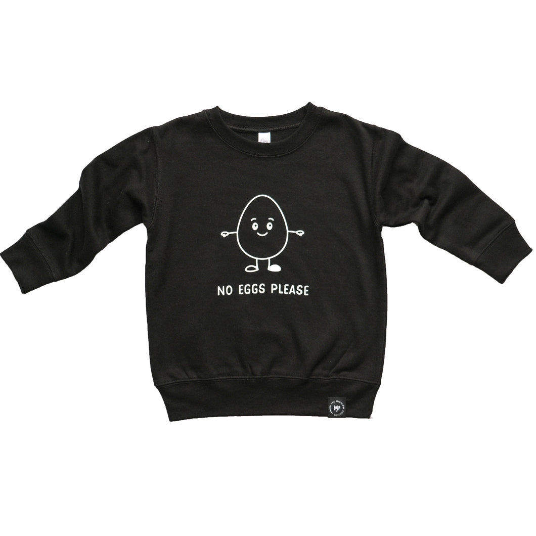 Egg Allergy Sweatshirt