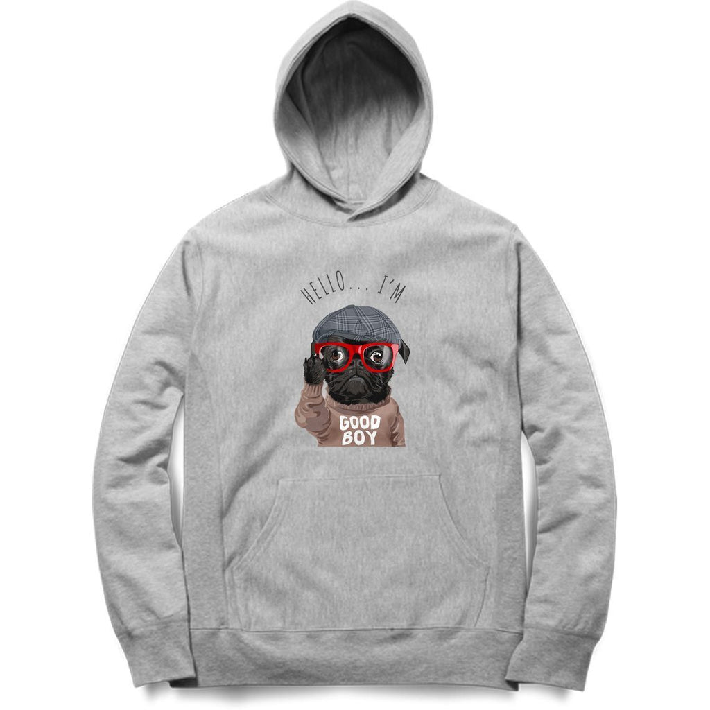 Hello I Am Good Boy Hoodie - ALL MY WISH