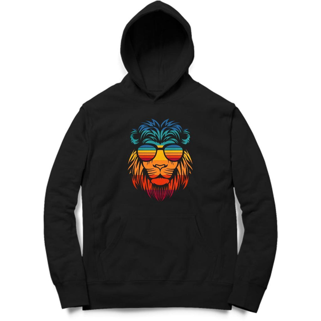 Multi Color Lion Hoodie - ALL MY WISH
