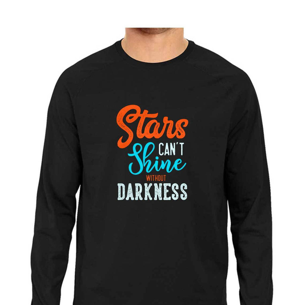 Stars Can't Shine Without Darkness T-Shirt - ALL MY WISH