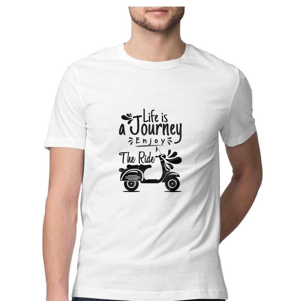Life Is A Journey T-Shirt - ALL MY WISH