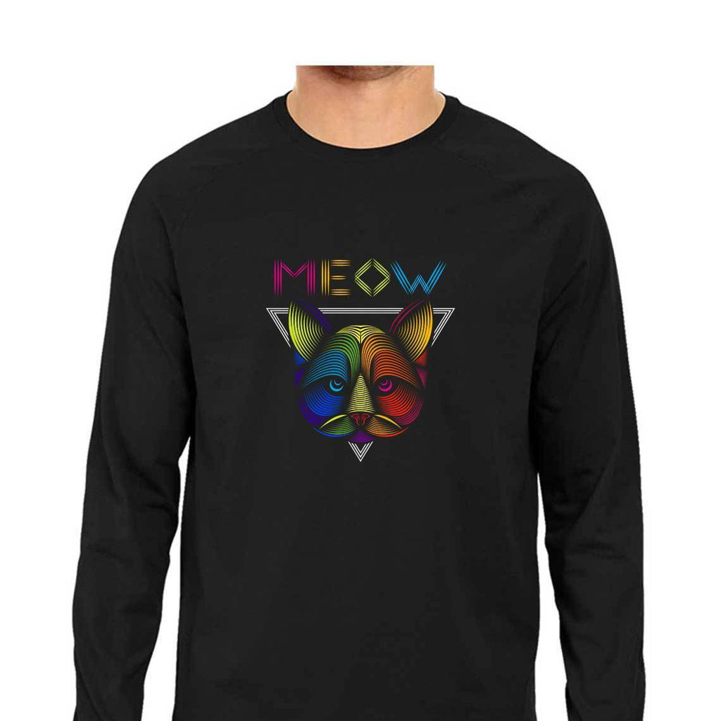 MEOW T-Shirt - MLS00006 - ALL MY WISH