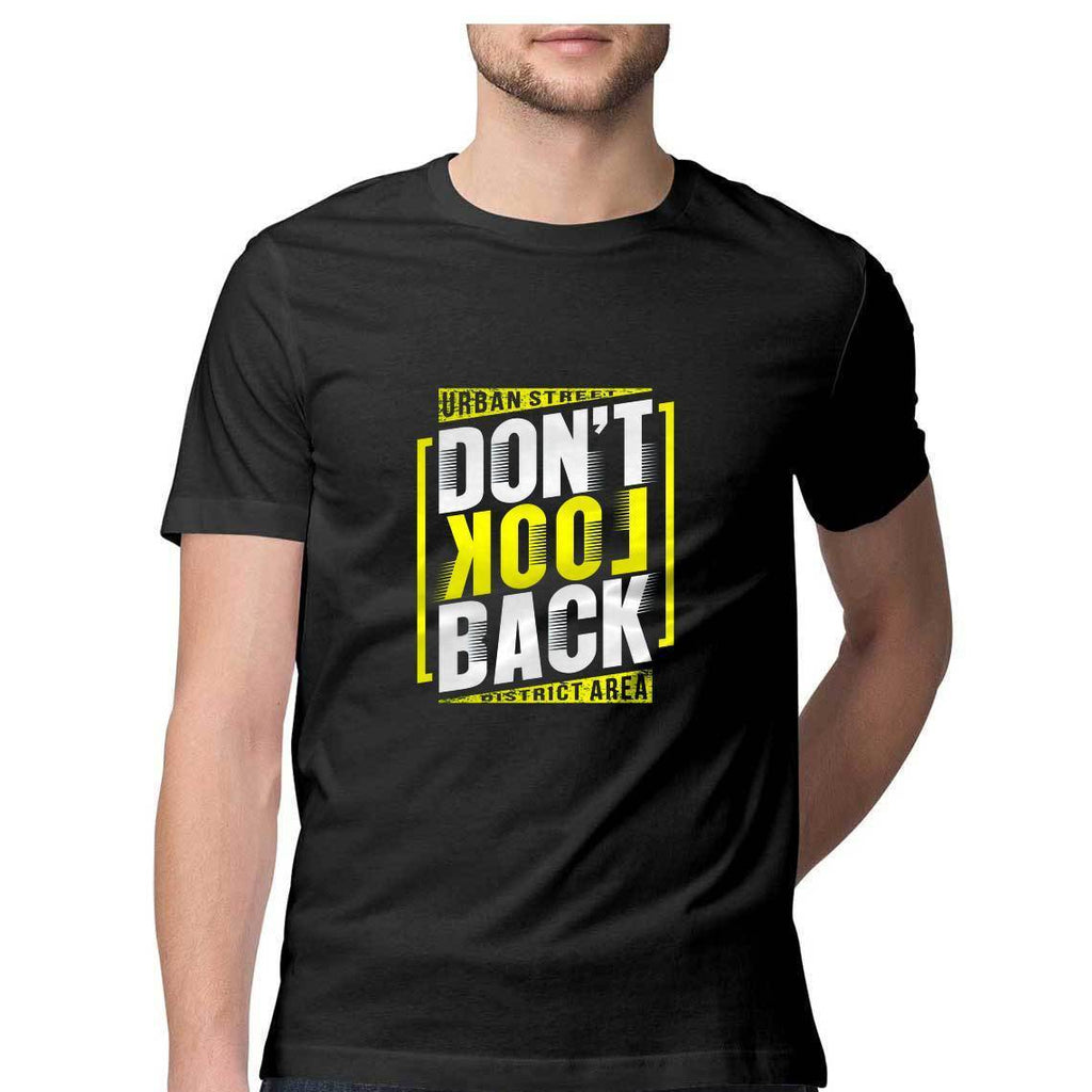 Dont Look Back T-Shirt - MSS00010 - ALL MY WISH
