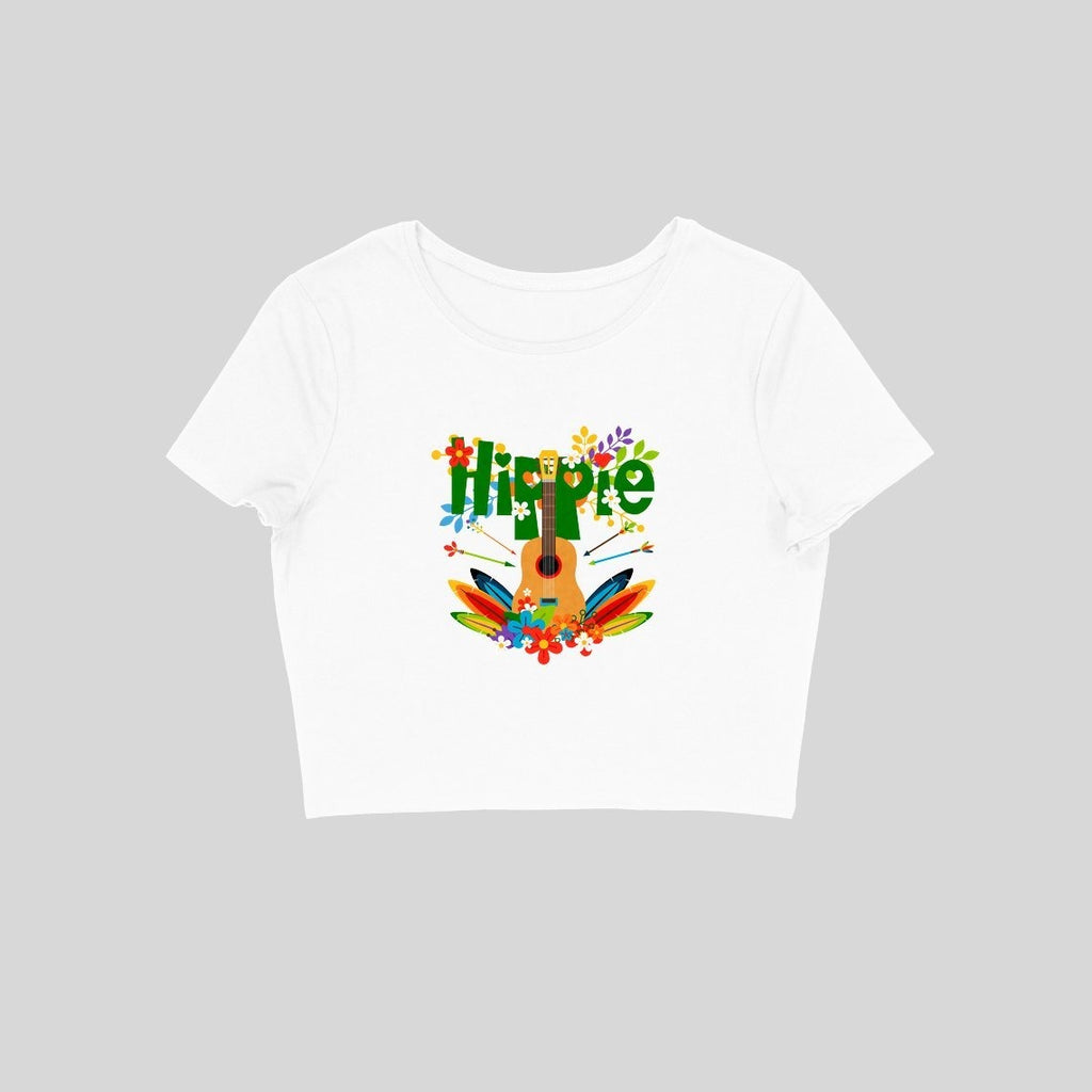 Hippie Crop Top - CT00002 - ALL MY WISH