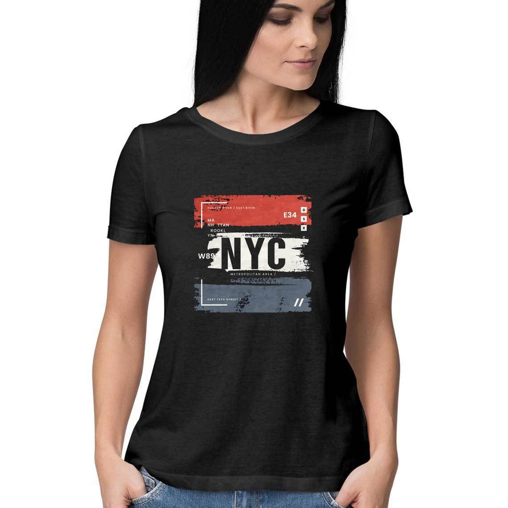 NYC T-Shirt - WSS00013 - ALL MY WISH