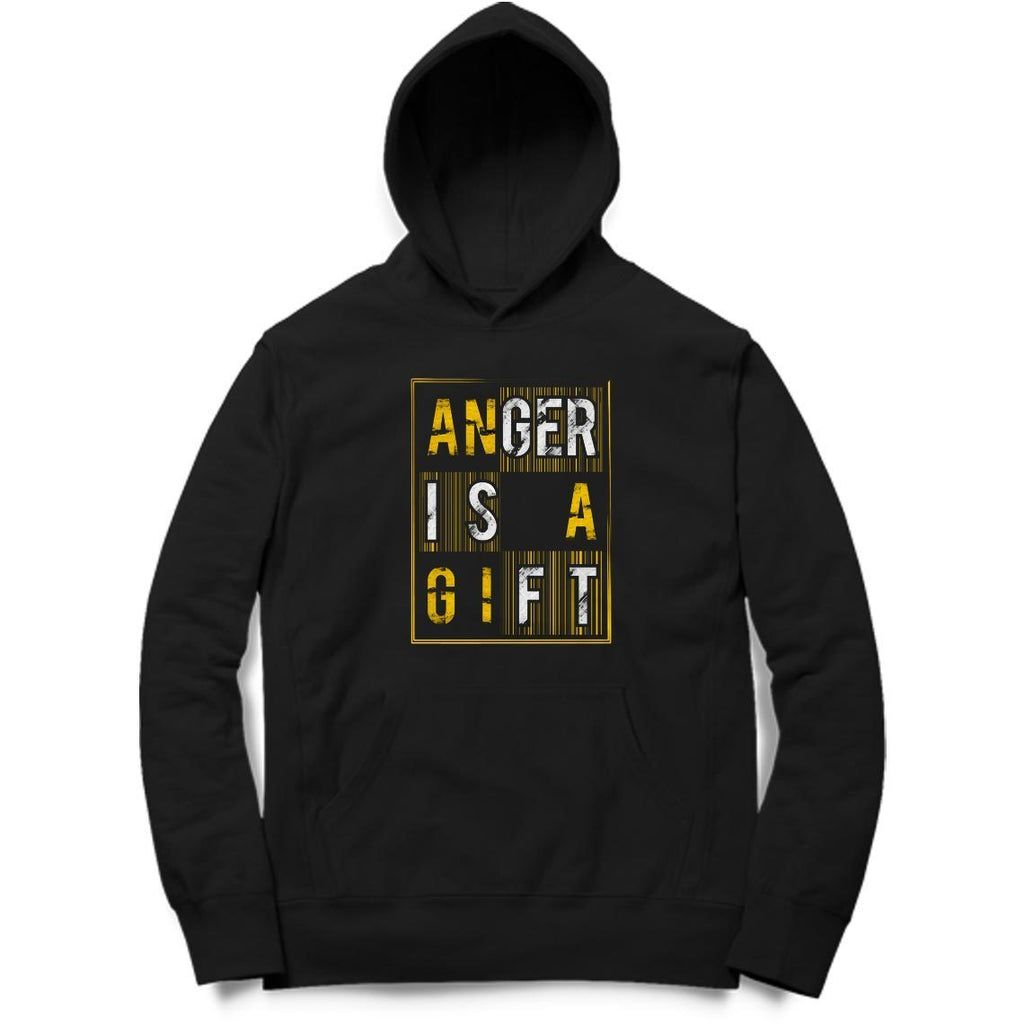 Anger Is A Gift Hoodie - MH00017 - ALL MY WISH