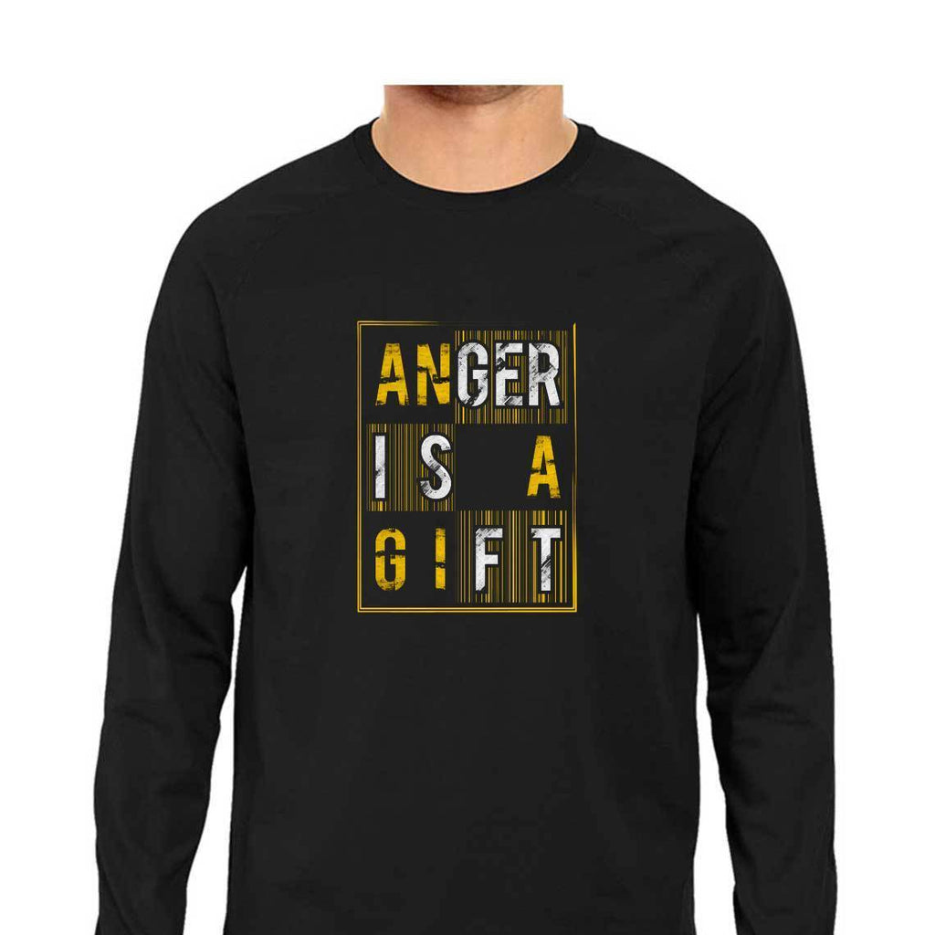 Anger Is A Gift T-Shirt - MLS00022 - ALL MY WISH