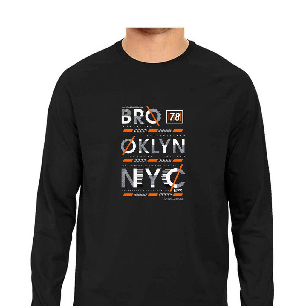 Brooklyn NYC T-Shirt - MLS00023 - ALL MY WISH