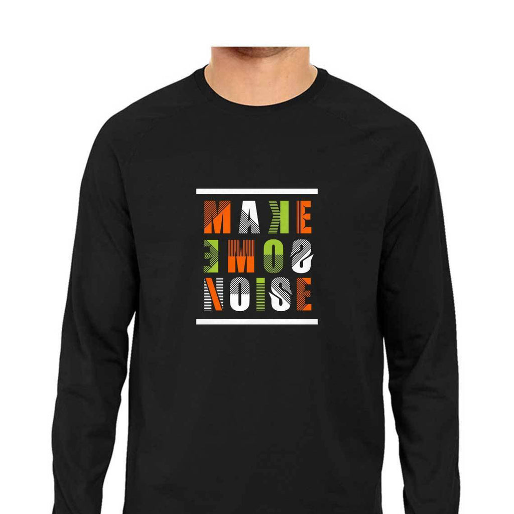 Make Some Noise T-Shirt - MLS00038 - ALL MY WISH