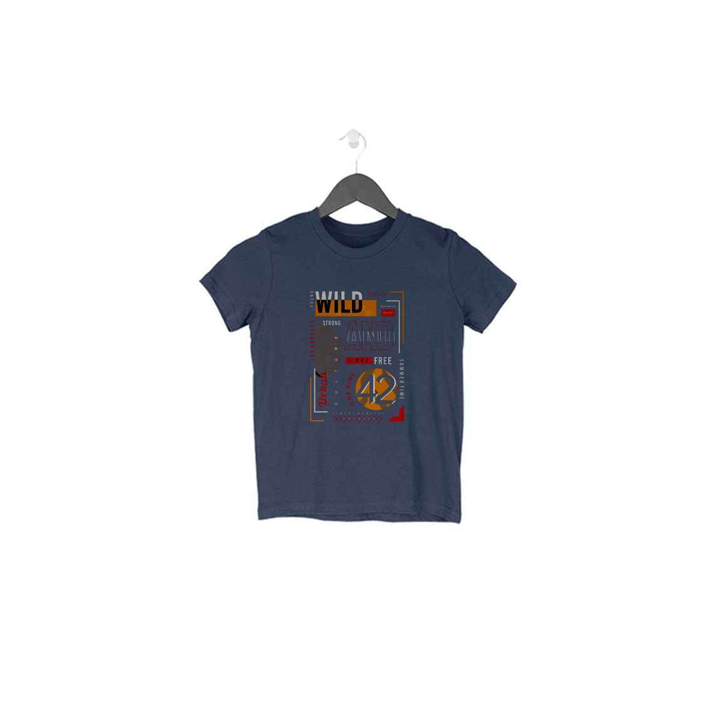 Young and Wild T-Shirt - TSS00024 - ALL MY WISH