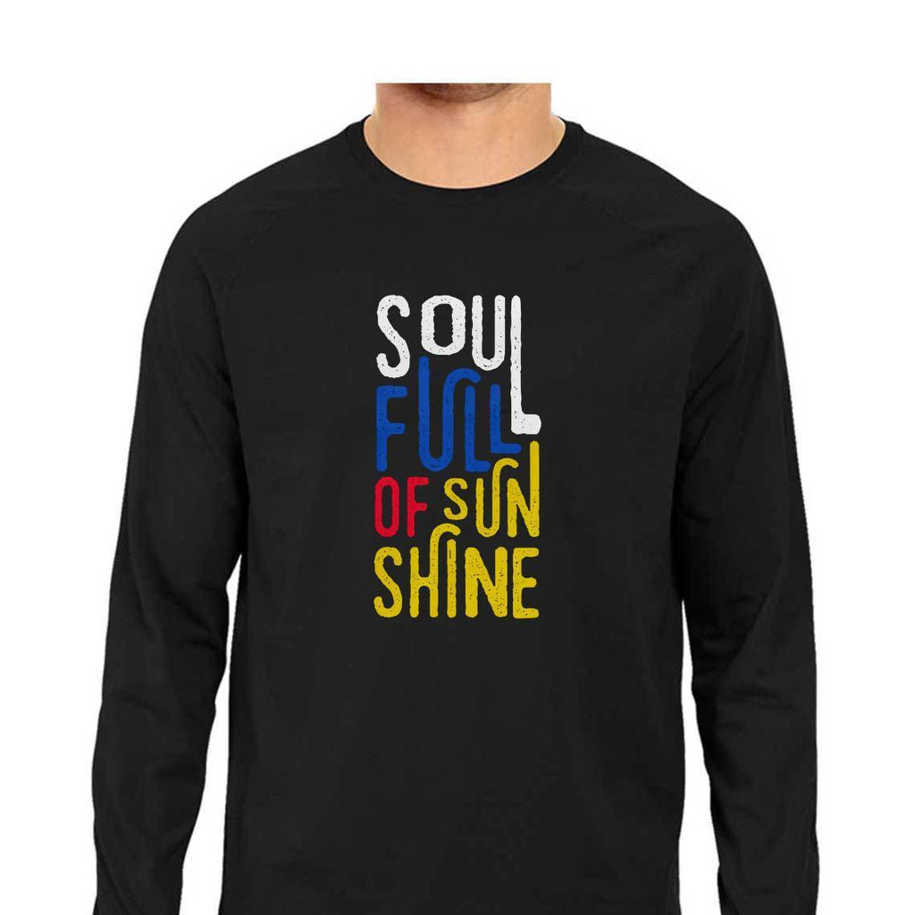 Soul Full Of Sunshine T-Shirt - MLS00049 - ALL MY WISH