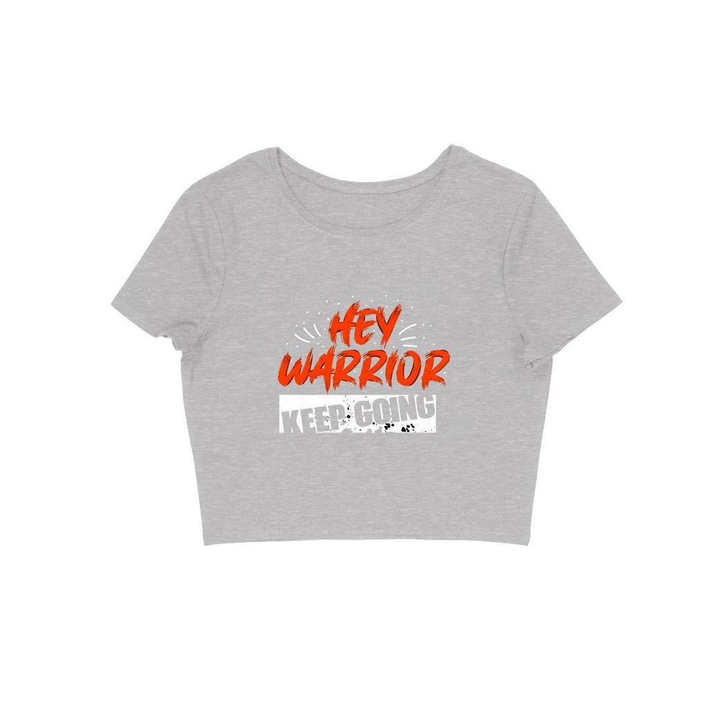 Printed Crop Top - CT00055 - ALL MY WISH