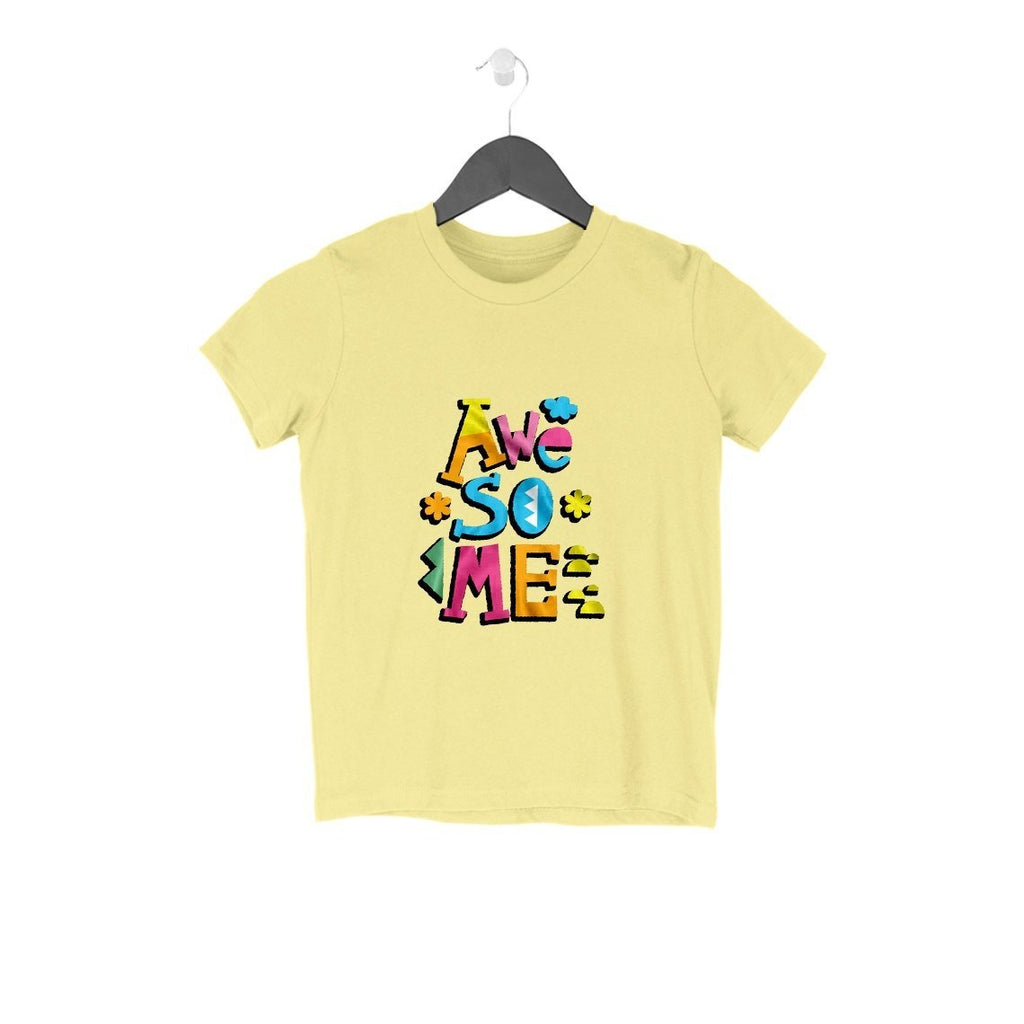 Printed T-Shirt - KSS00038 - ALL MY WISH