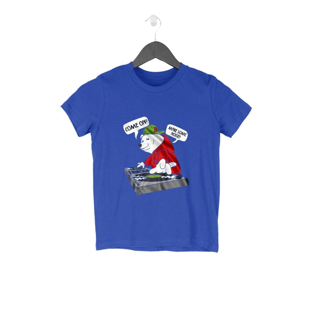 Printed T-Shirt - KSS00062 - ALL MY WISH