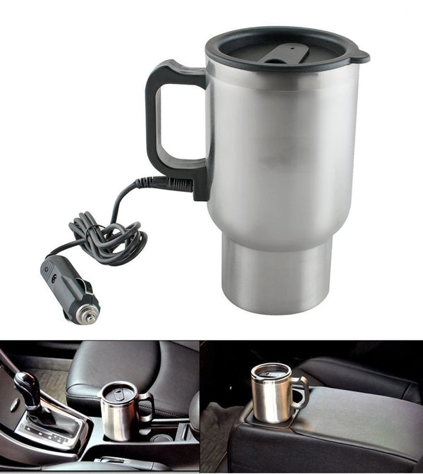 Electric Stainless Steel Kettle For Car - G00005 - ALL MY WISH
