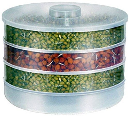 Sprout Maker with 4 Container - H00008 - ALL MY WISH