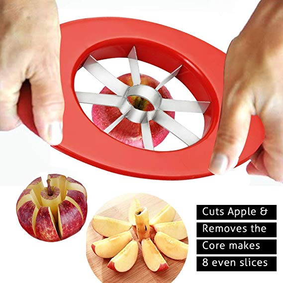 Apple Cutter (Colors May Vary) - H00016 - ALL MY WISH