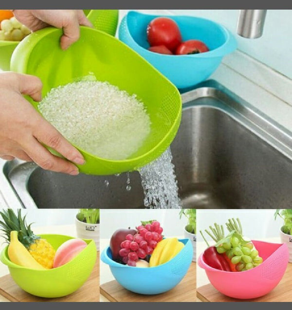 Washing and Straining Bowl - H00036 - ALL MY WISH