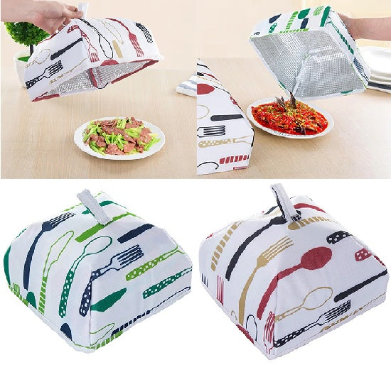 Insulated Food Cover Big (Random Print As Per Availability) - H00046 - ALL MY WISH