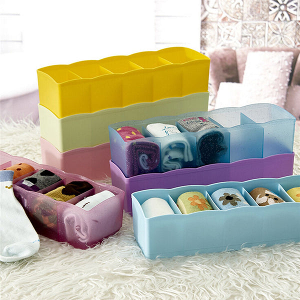 Socks Organiser 4 Pcs Set - H00053 - ALL MY WISH