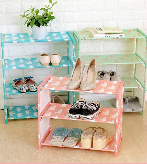 3 Layer Shoe Rack - H00083 - ALL MY WISH