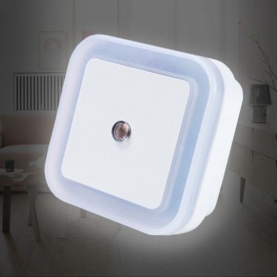 Plug In LED Night Light With Sensor - H00087 - ALL MY WISH