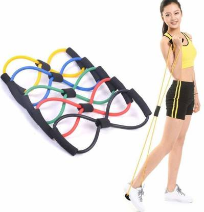 Rope Workout Pulling Fitness Exercise Resistance Tube - H00161 - ALL MY WISH
