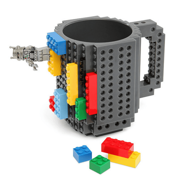 Build On Brick Mug (Random Blocks) - H00201 - ALL MY WISH
