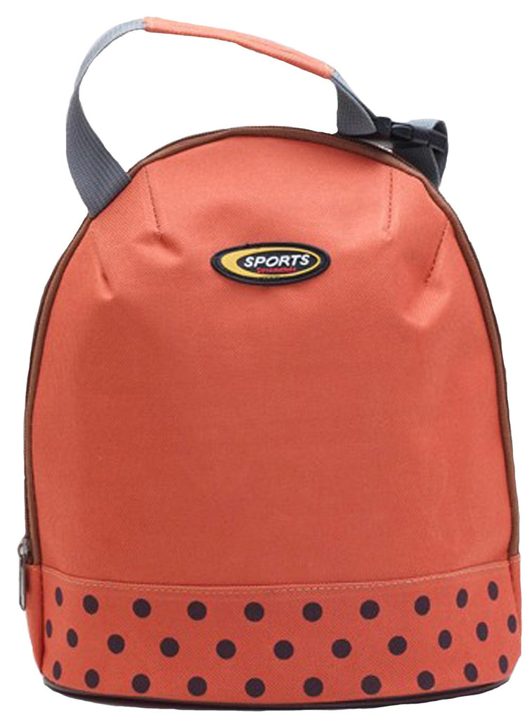 Sport Insulated Lunch Bag (Orange) - H00255 - ALL MY WISH