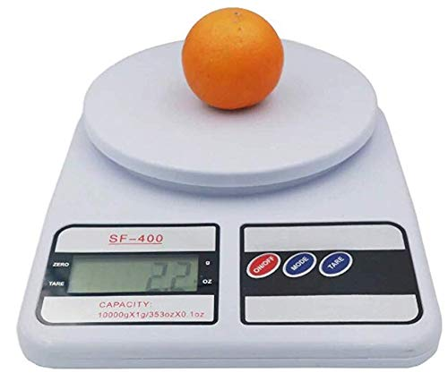 Digital Weighing Scale (10 Kg) - H00257 - ALL MY WISH